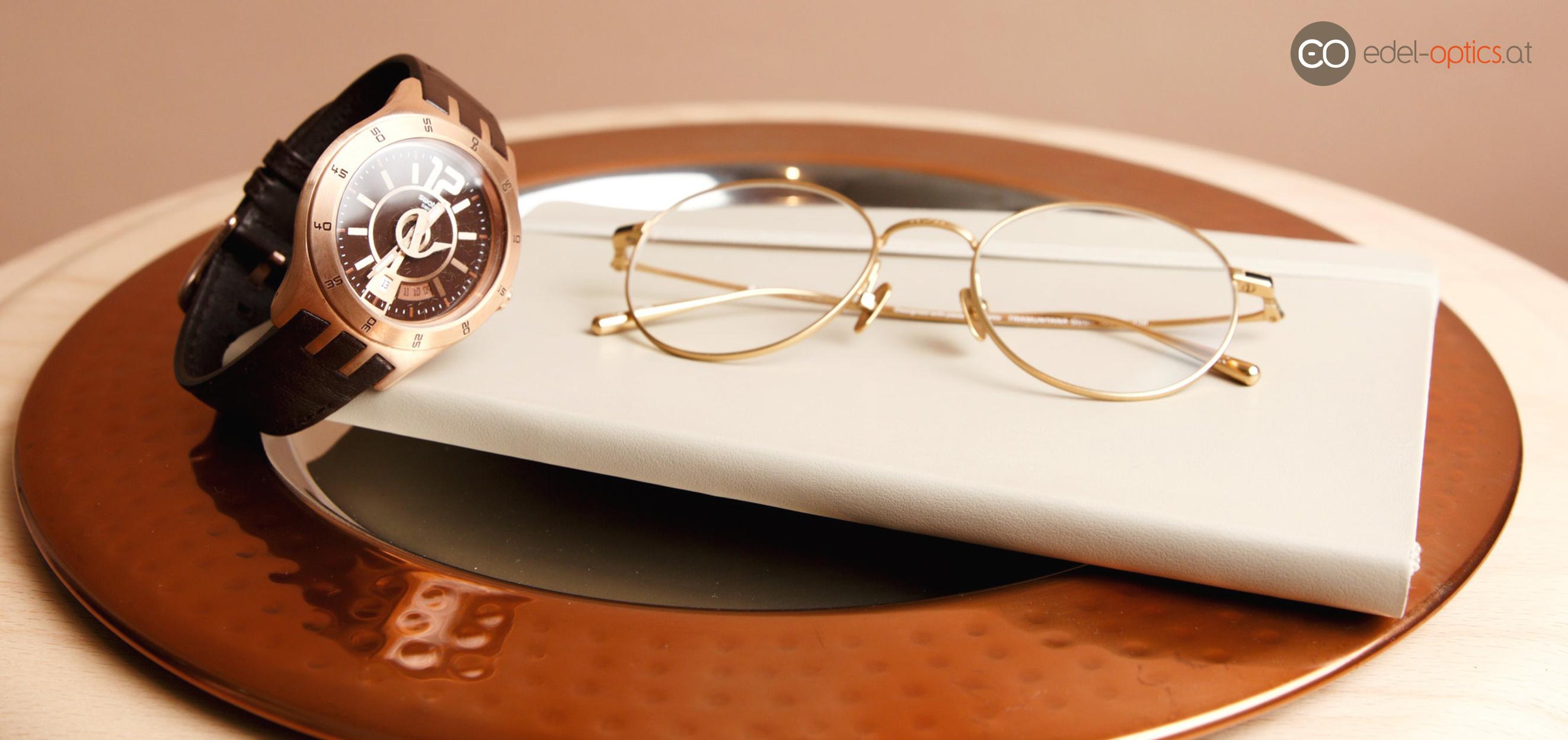 Angesagte Brillen für moderne Männer - Edel Optics Blog
